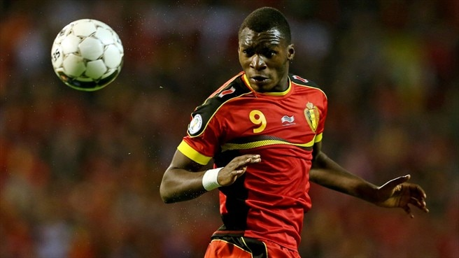 Belgium's Benteke ruled out of World Cup