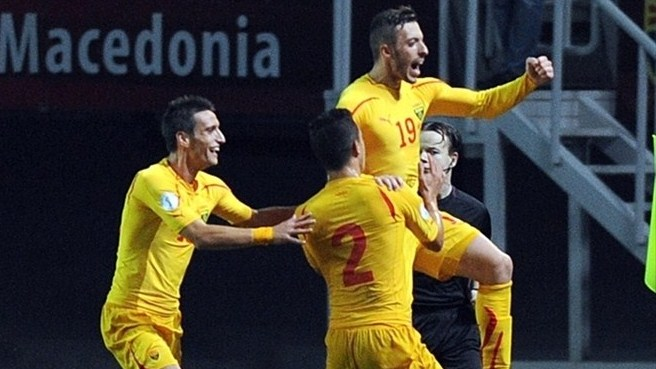 Nerveless Ibraimi helps FYROM beat Serbia