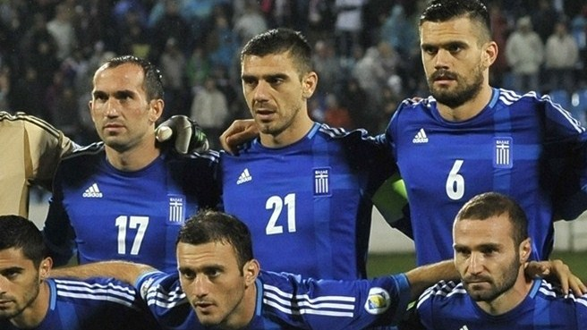 Greek camaraderie gives Katsouranis joy
