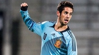 Spain's Isco looks forward to 'beautiful experience'