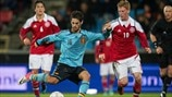 Isco (Spain) & Anders Christiansen (Denmark)