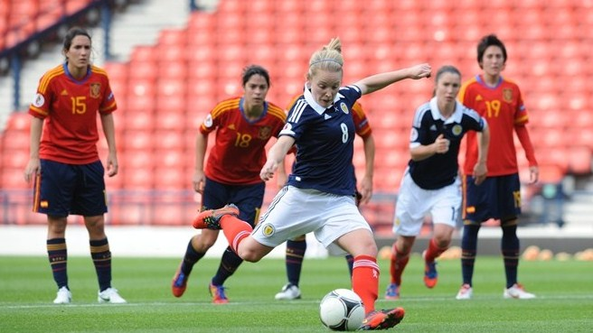 Scotland-Spain: Reaction