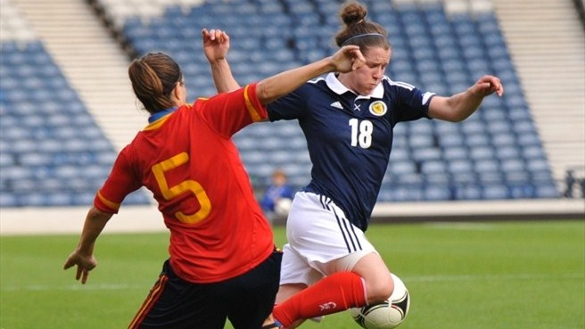 Spain and Scotland share high hopes