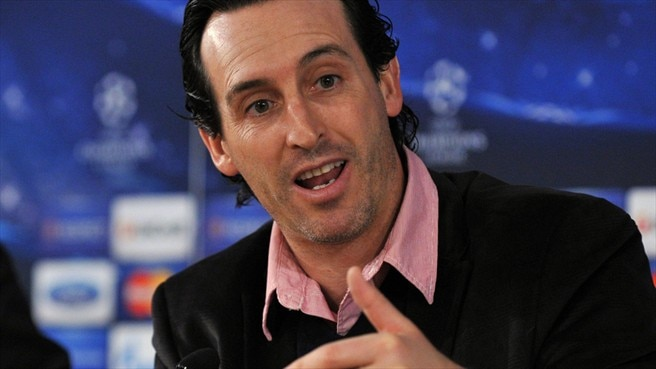 Emery rallying Spartak for Benfica game