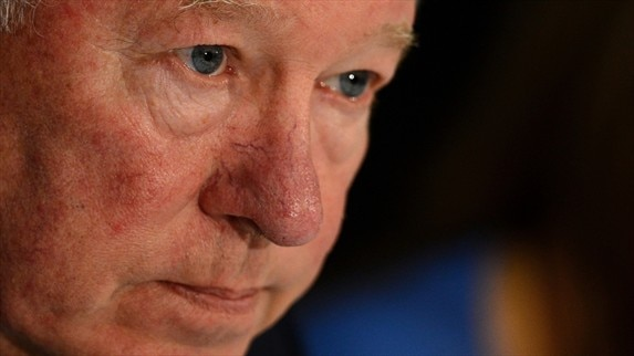 Press conference: Sir Alex Ferguson (Man. United)