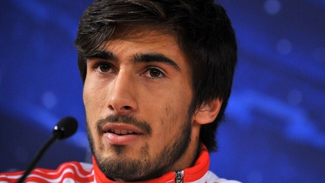 André Gomes (SL Benfica)