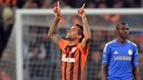 Shakhtar 2-1 Chelsea: the story in photos