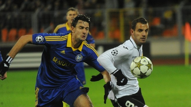 Match facts: Valencia v BATE