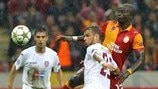 Galatasaray 1-1 CFR: the story in photos
