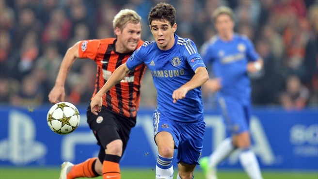 Match facts: Chelsea v Shakhtar