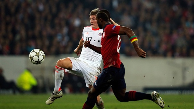 Match facts: Bayern v LOSC