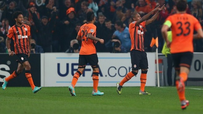 Chelsea success just the start for Shakhtar