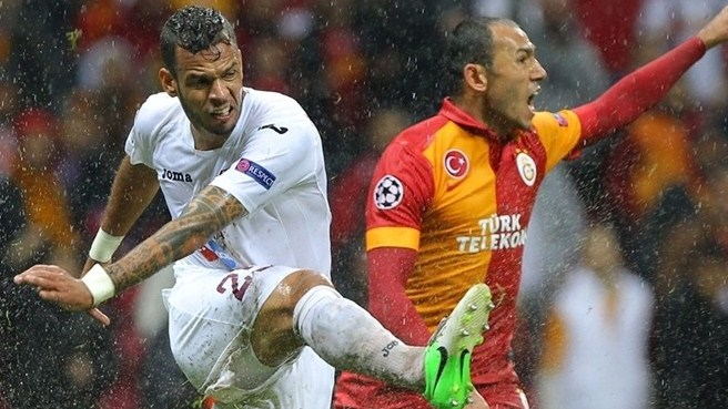 Galatasaray chasing elusive home success