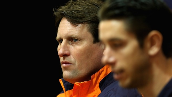 Colin Pascoe & Brad Jones (Liverpool FC)