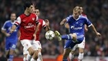 Arsenal 0-2 Schalke: the story in photos