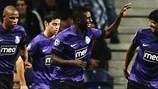 Porto 3-2 Dynamo Kyiv: the story in photos
