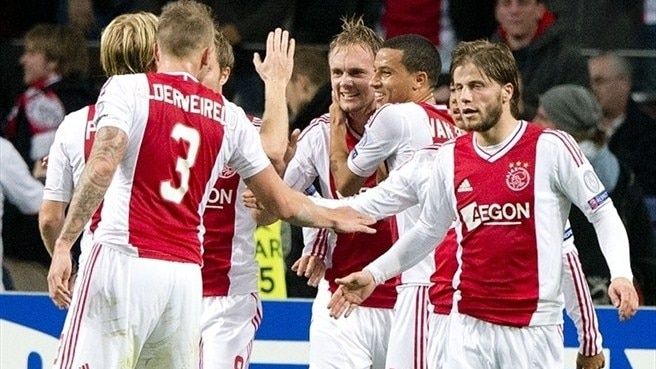 De Boer delighted with 'dominant' Ajax