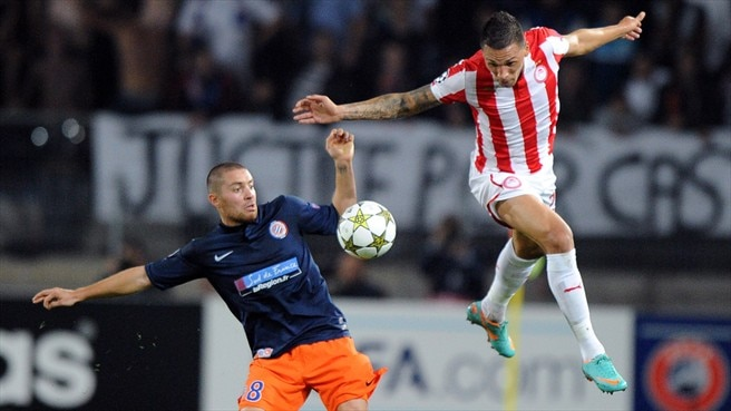 Match facts: Olympiacos v Montpellier
