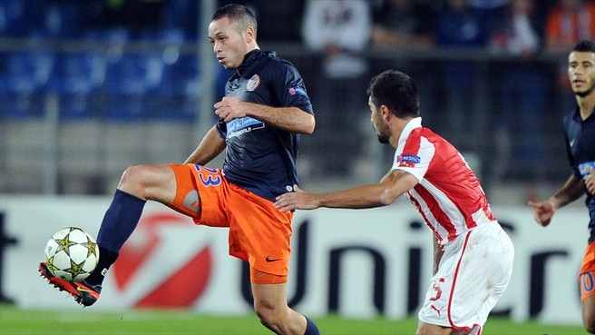 Montpellier buoyed by Olympiacos history