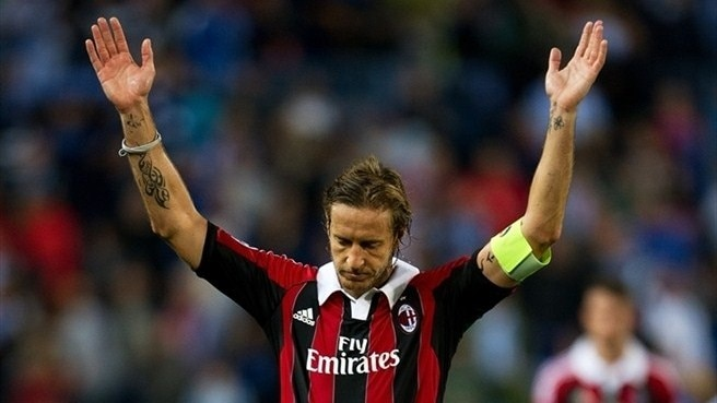 Ambrosini doubt for Milan's round of 16 opener