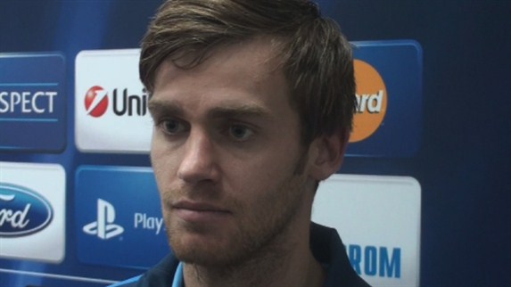 Zenit-Anderlecht: Reaction