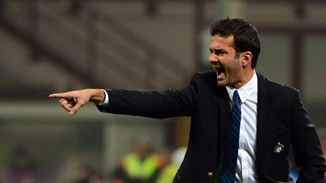 Inter's perseverance pleases Stramaccioni