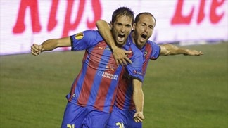 Míchel and Ríos give Levante win top marks