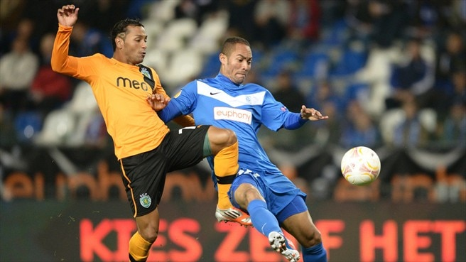 Genk pile more misery on Sporting