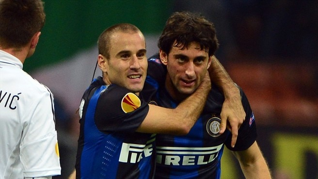 Late Palacio winner edges Inter past Partizan