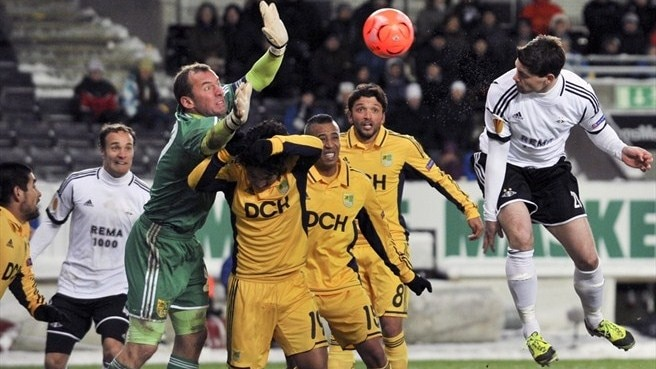 Late Metalist rally leaves Rosenborg reeling