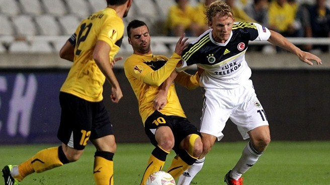 Fenerbahçe out to complete AEL double