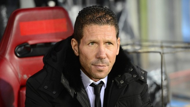 Diego Simeone (Club Atlético de Madrid)
