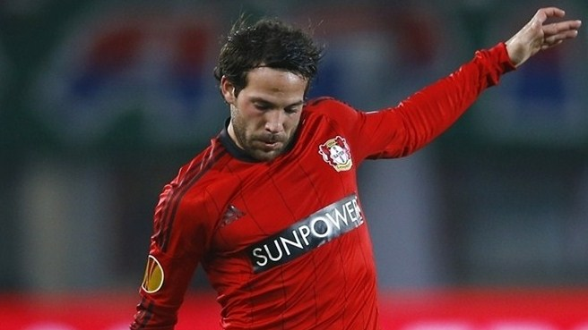 Leverkusen's Castro anticipating 'great tie'