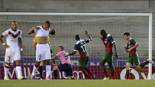 Bordeaux out to overpower Marítimo