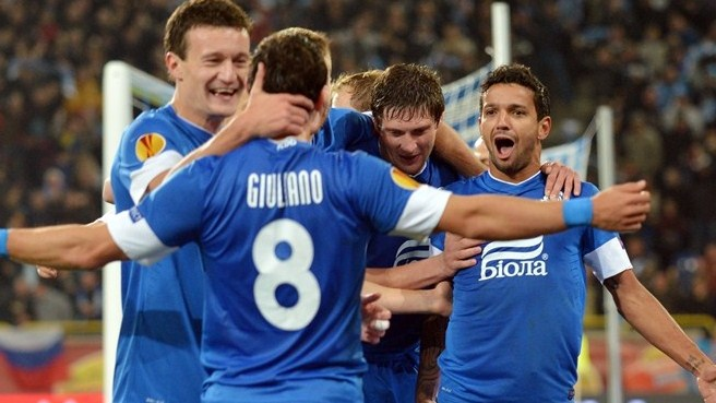 Dynamic Dnipro overcome Napoli
