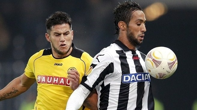 Young Boys offer Udinese home safety test