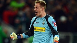 Favre and Ter Stegen making up for lost time