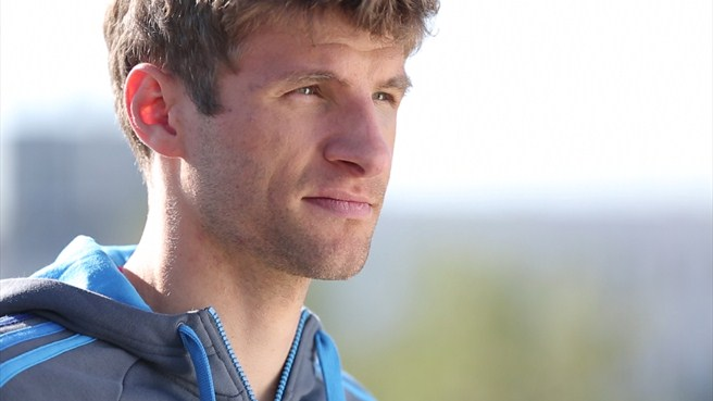 Müller keen to move on from Bayern final losses