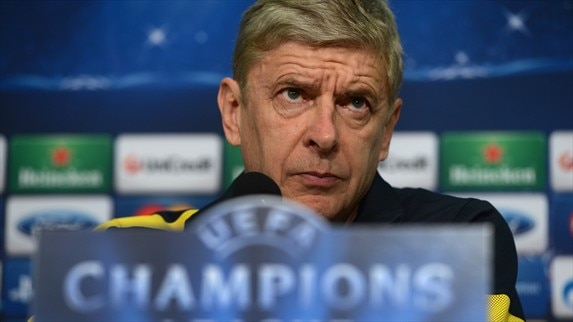 Olympiacos-Arsenal press conference