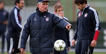 Things are going well for Jupp Heynckes