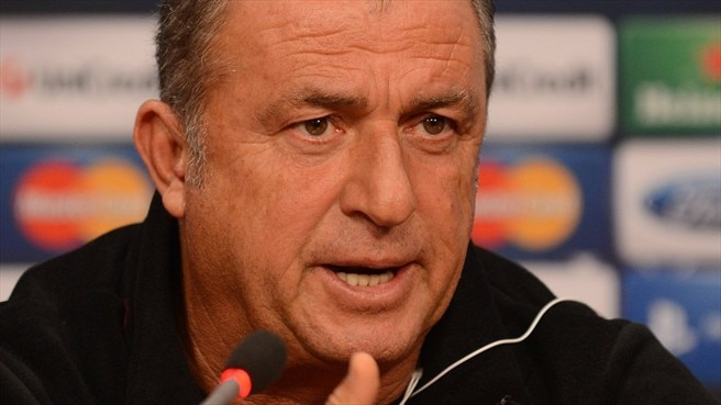Pressure all on Terim's Galatasaray in Braga