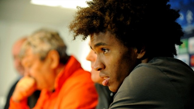 Willian (FC Shakhtar Donetsk)