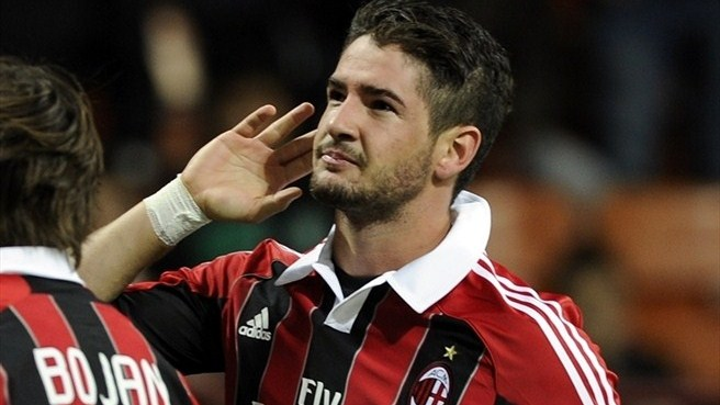 Pato leaving Milan for Corinthians