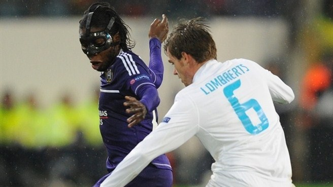 Anderlecht-Zenit reaction