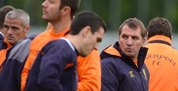 Brendan Rodgers will hope Liverpool get the result they need