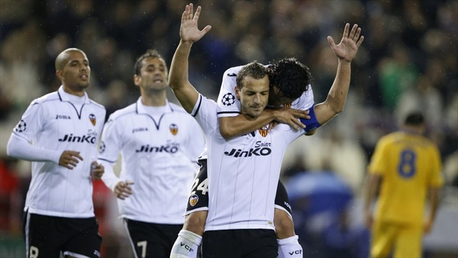 Valencia look to end Bayern drought