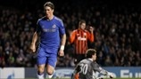 Chelsea 3-2 Shakhtar: the story in photos