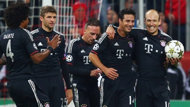 Bayern seek to turn tables on BATE