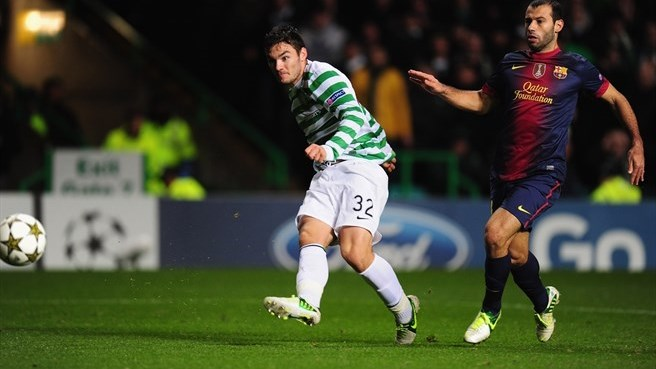 Match facts: Celtic v Barcelona
