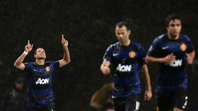 Braga-Man. United reaction